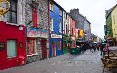 Primera excursión: ¡Nos vamos a Galway!
