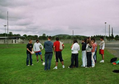 Alumnado de Clann Courses