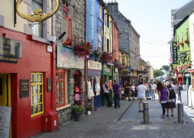 ¡Acompáñanos a Galway con Clann Courses!